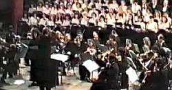 <em>Miserere  a quattro voci concertato da soprano e contralto,</em> Basilica de San Frediano, Lucca, 1986