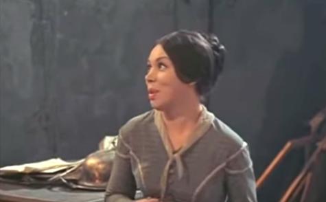"""""""Si mi chiamano Mimi"""" at La Scala, 1965"""