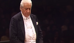 Münchner Philharmoniker conducted by Sergiu Celibidache