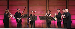 Omega Ensemble, City Recital Hall, Sydney, Nov. 16, 2015