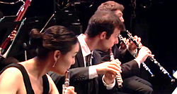 Gabor Takacs-Nagy conducts the Vervier Festival Chamber Orchestra