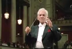 Leonard Bernstein, Wiener Philharmoniker