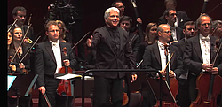 hr-Sinfonieorchester – Frankfurt Radio Symphony, Peter Oundjian conducting