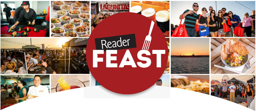 Reader Feast