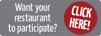 Want your restaurant to participate? Click here!