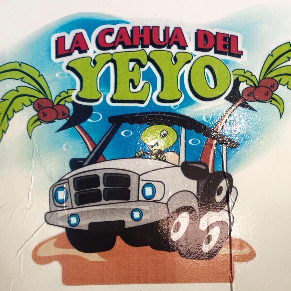 La Cahua del Yeyo